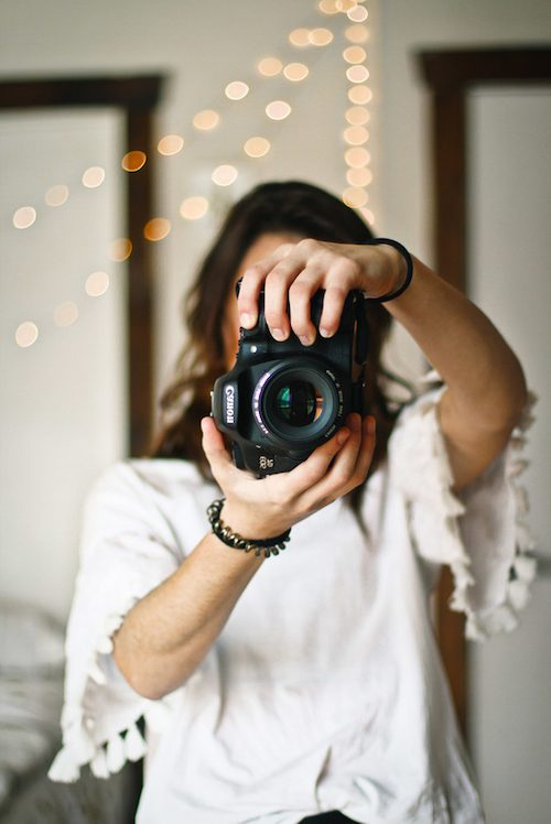 NEW camera girl